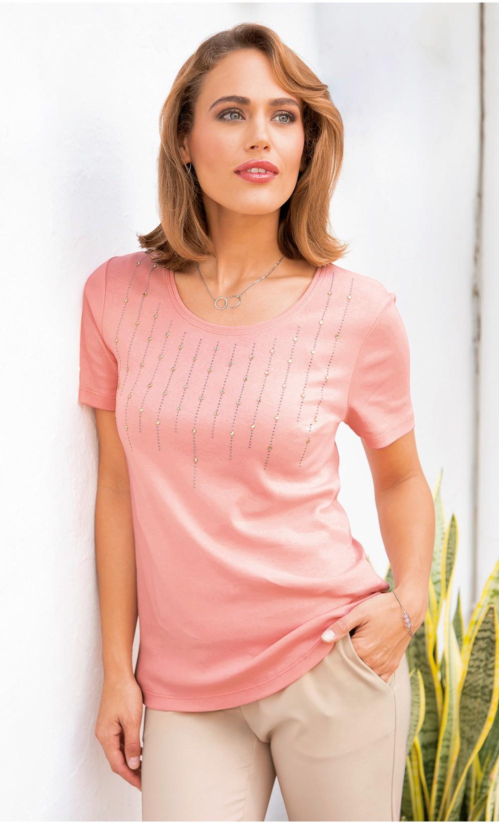 Tee shirt DOLORITA. - DOLORITA