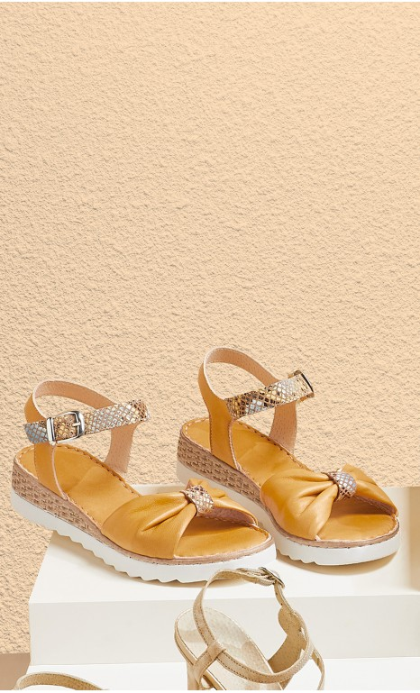 sandale - OFFRANDE