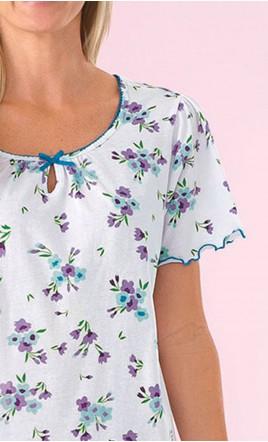 chemise de nuit - SOUVERAINE