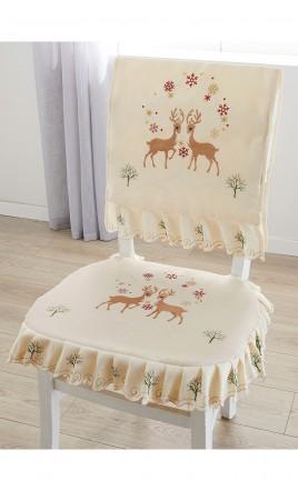 ensemble couvre-chaise + dossier - RADULA