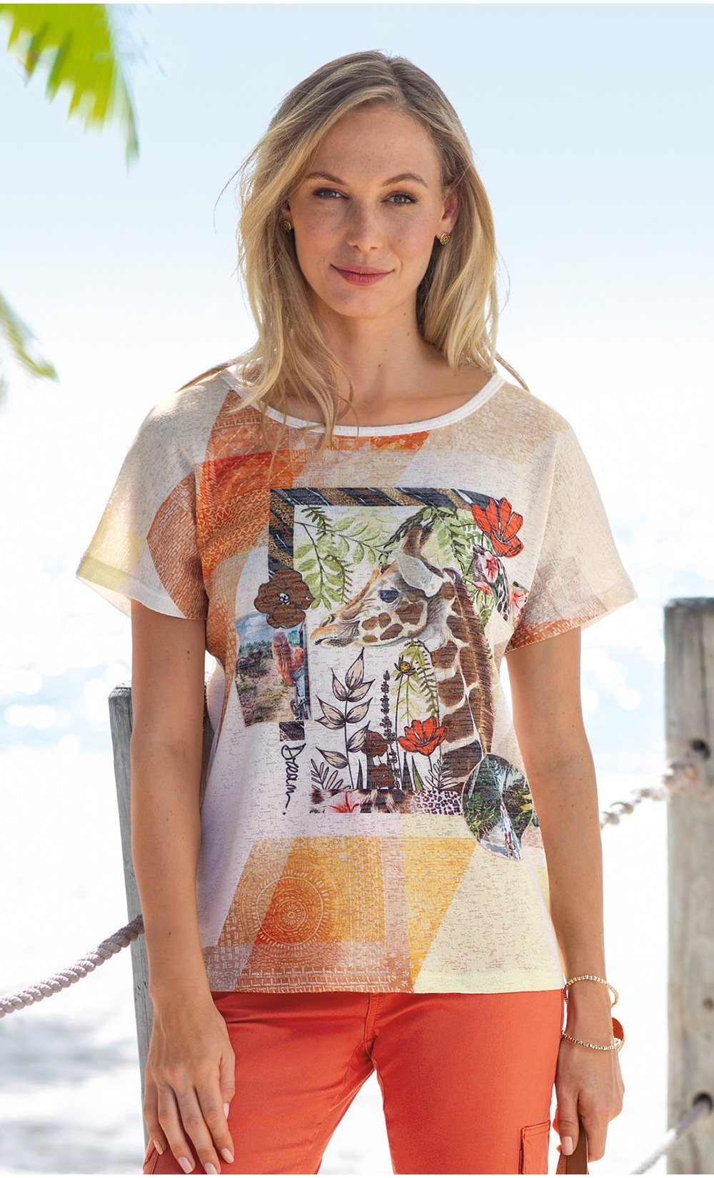 tee-shirt - CAPULET