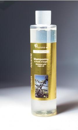shampoing à l'huile d'Argan - GABELOU