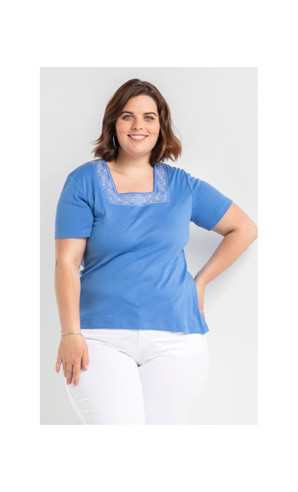 tee-shirt manches courtes - CALVADOS