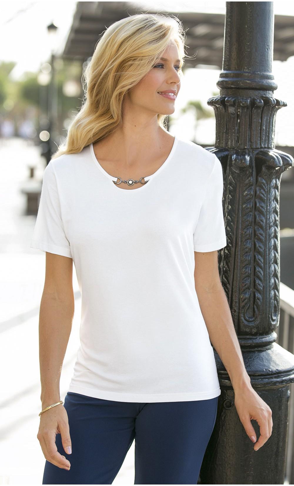 Tee-shirt VIELLA. - VIELLA
