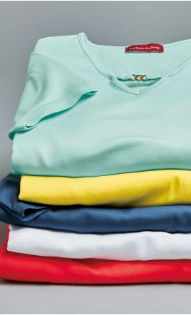Tee shirt DOMENE. - DOMENE