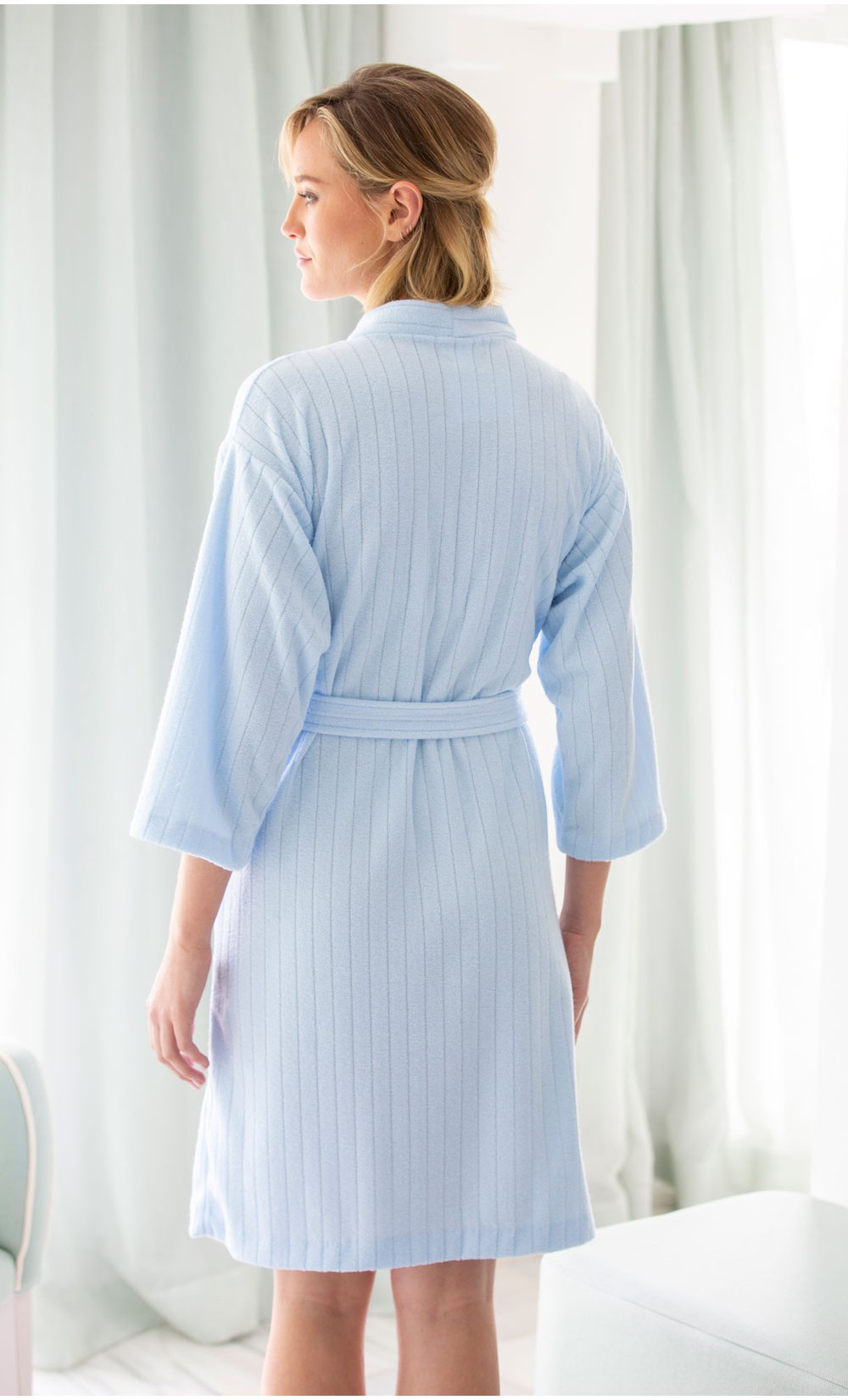 Robe de chambre DRAVEIL. - DRAVEIL