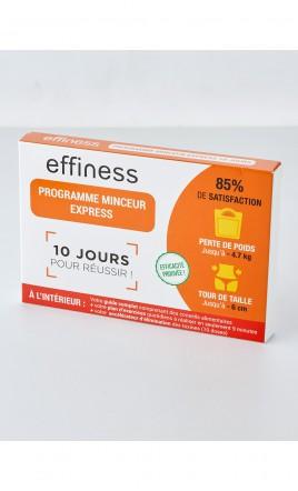 programme minceur express 10 jours effiness - GRIOTTE