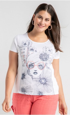 tee-shirt - COULISSE