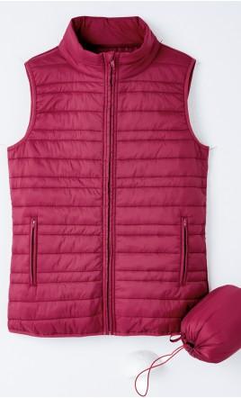veste matelassée sans manches - TALLIEN