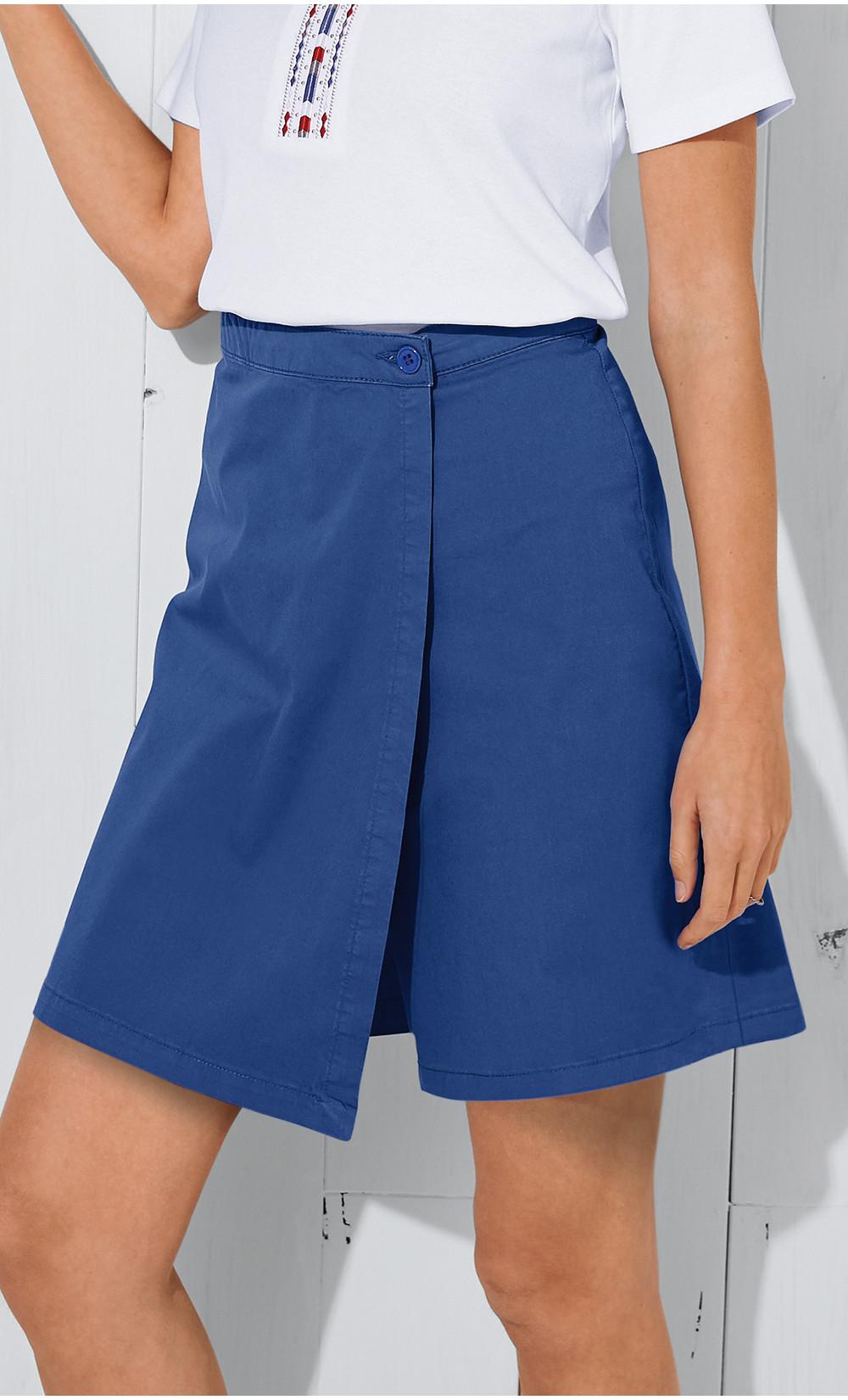 jupe-short - LILIANE