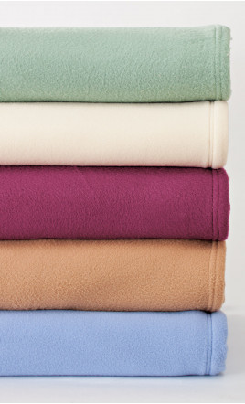 couverture en maille polaire THERMOTEC 450 g/m² - RECYCLE