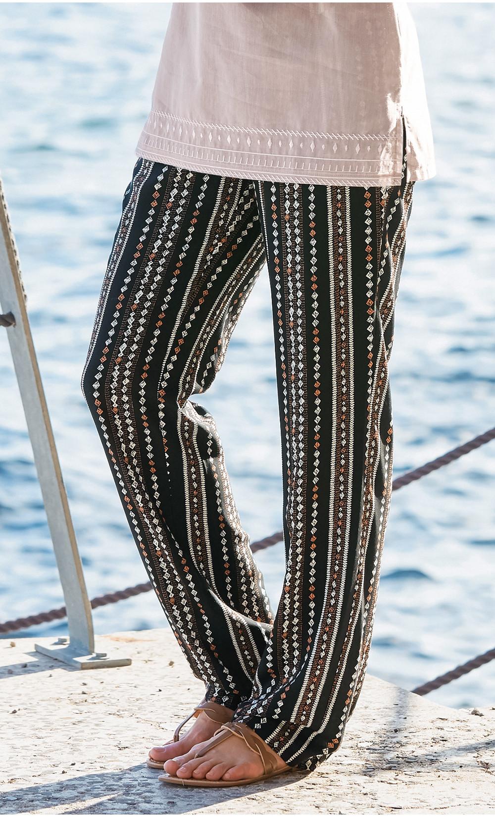 pantalon - NECTARINE