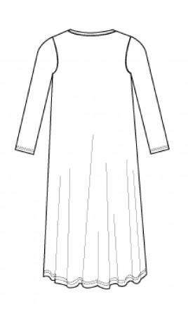 robe - HUGUES
