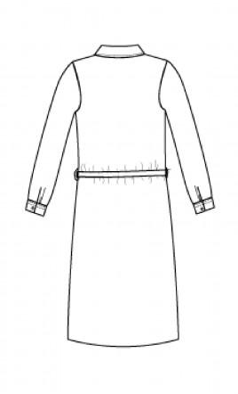 robe - HALLUIN