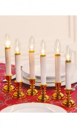 6 bougies-chandelier - GERMONT