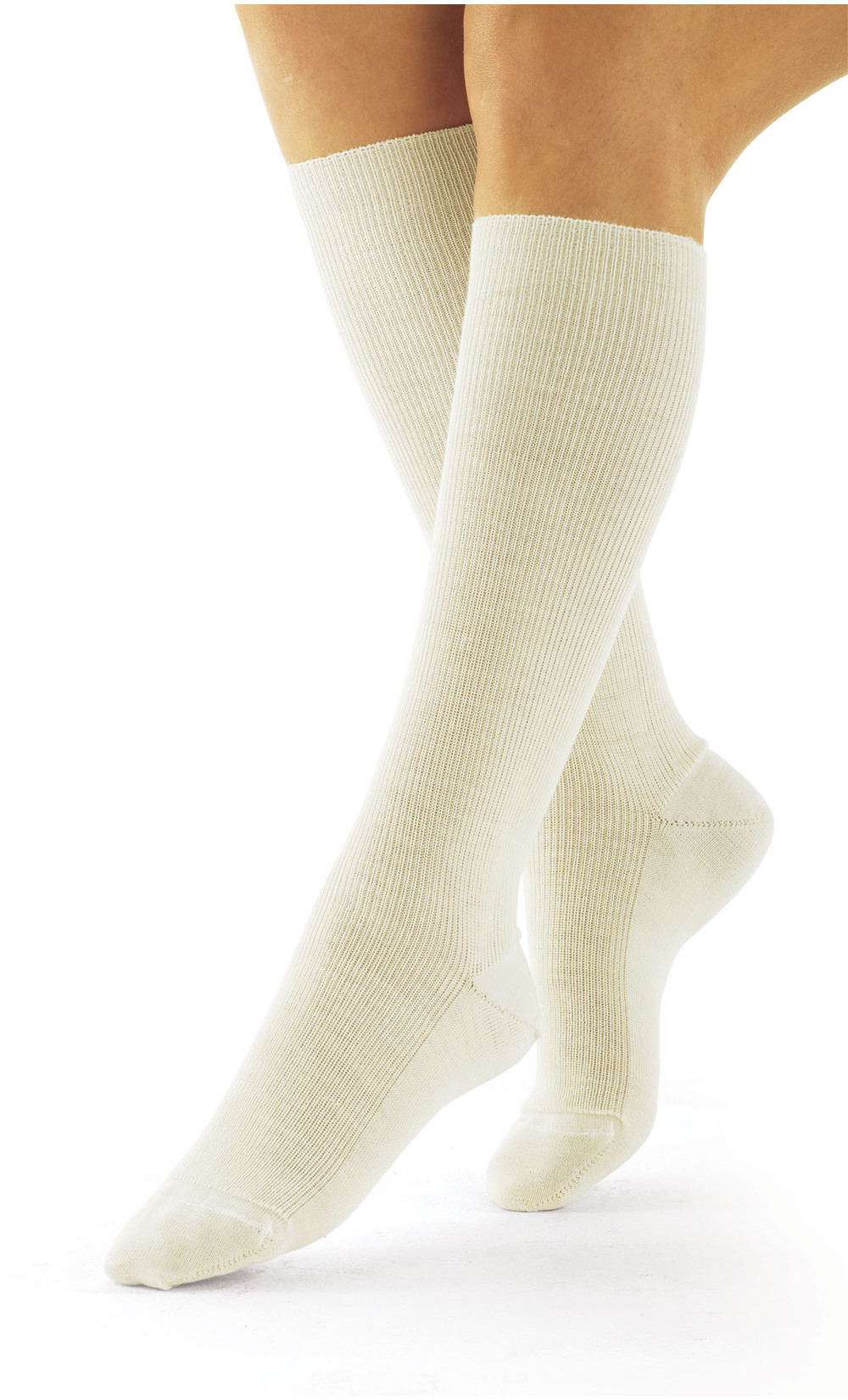 Lot de 2 paires de chaussettes hautes - BORNEO
