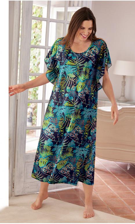 robe d'hôtesse - SARRIETTE