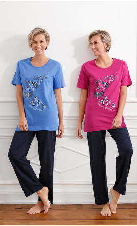 Lot de 2 pyjamas - SARANDON