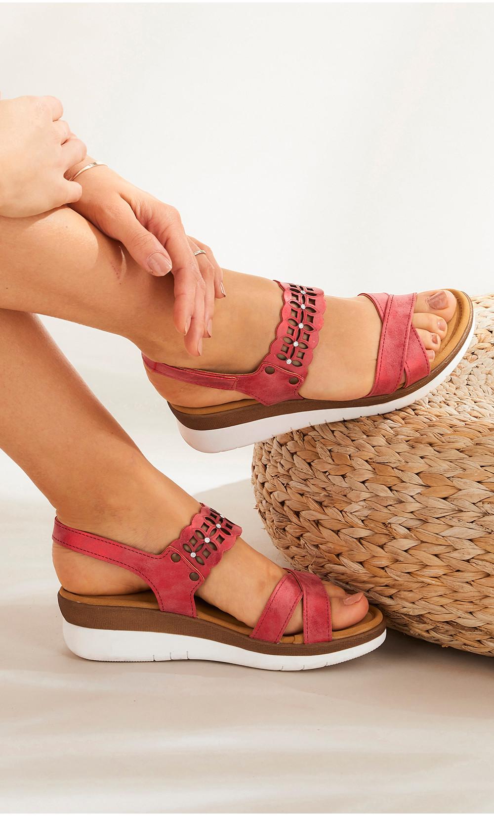 sandale - ORCHIDEE