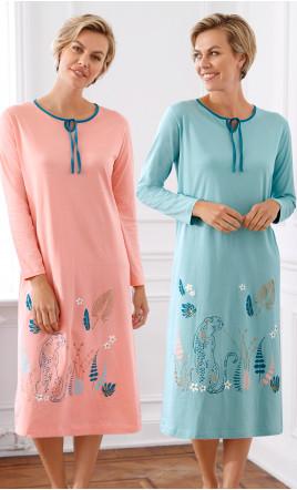 Lot de 2 chemises de nuit - SOBRALIA