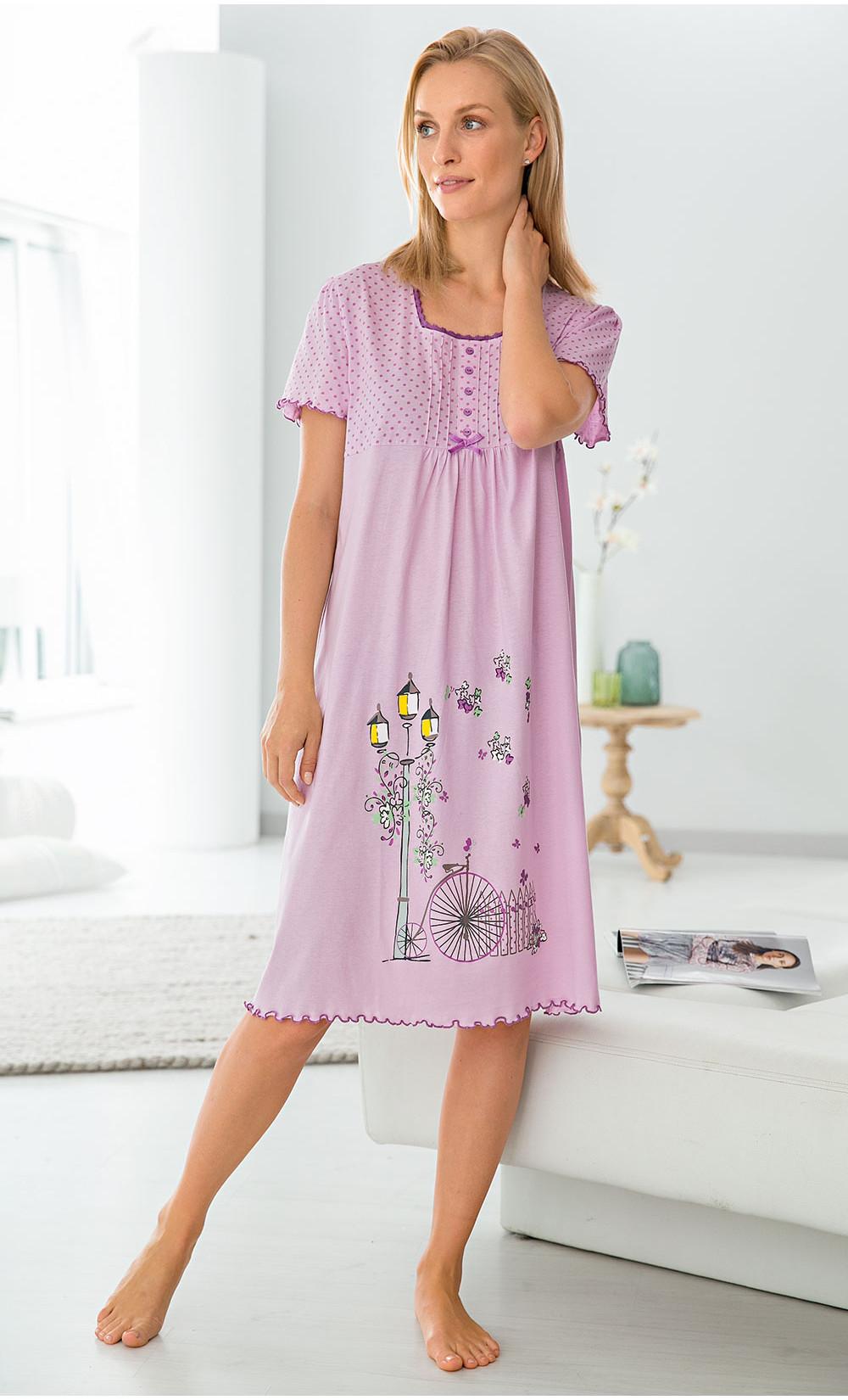 chemise de nuit - SUREAU