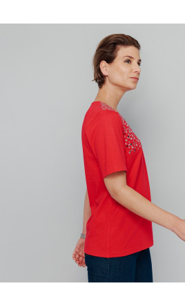 tee-shirt - CHARDONNAY