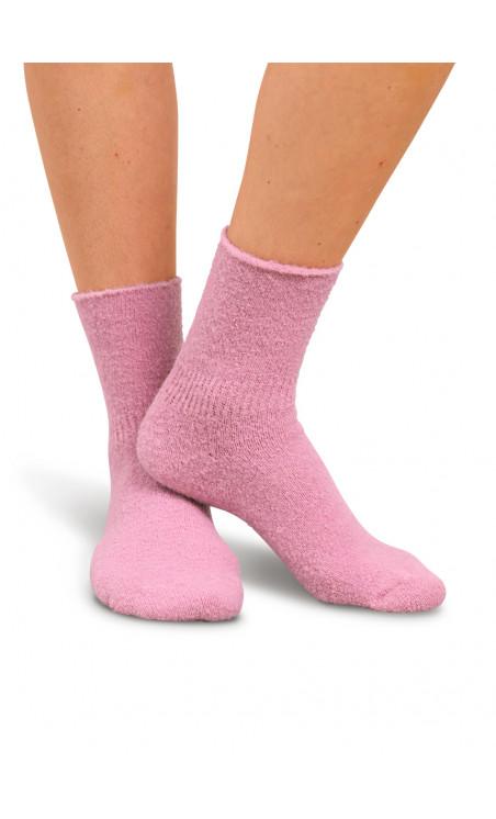 Lot de 2 paires de chaussettes cocooning - BAMBOU