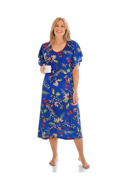robe d'hôtesse - SAUGE