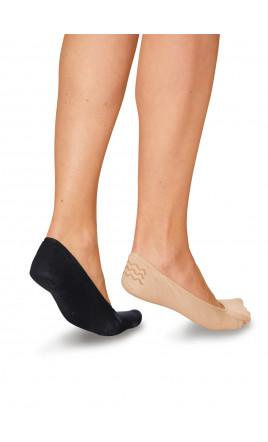 Lot de 3 paires de protèges pieds invisibles - BATONI