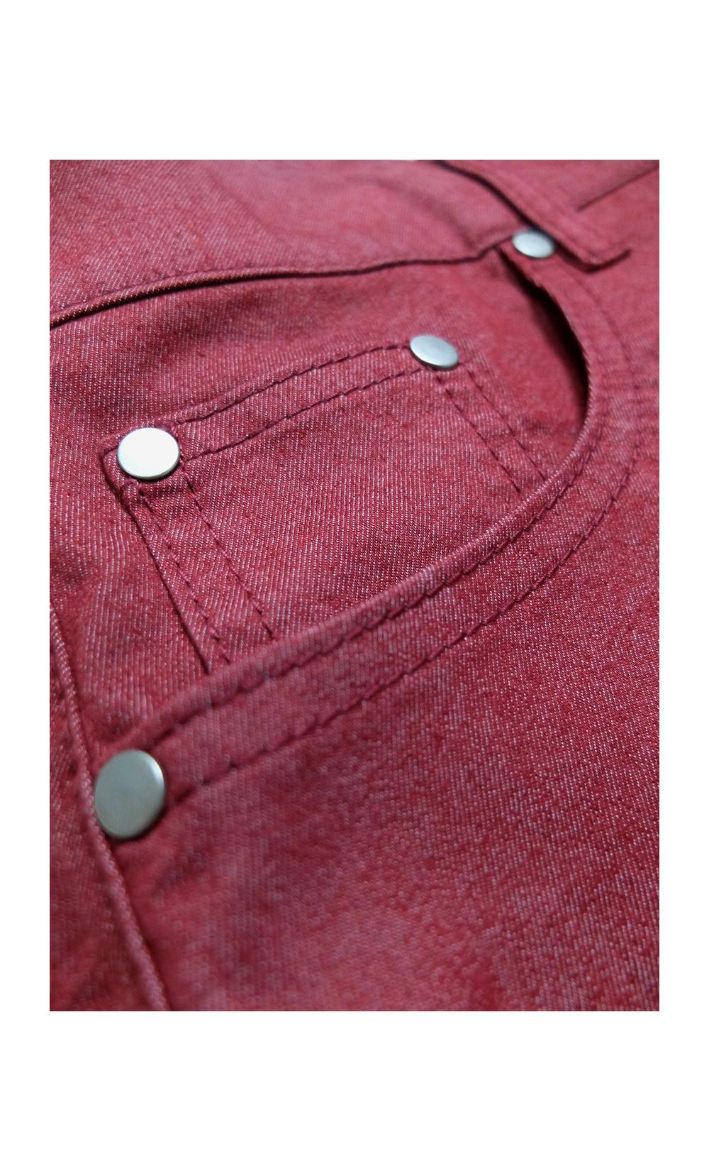 pantalon 5 poches - NANTOUX